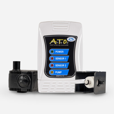 JBJ: Auto Top Off Self-Leveling Controller