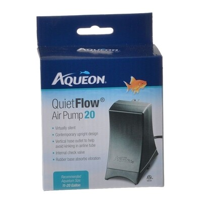 Aqueon: QuietFlow Air Pump 20