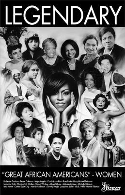 AA Women Poster