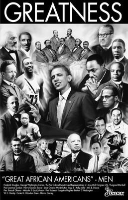 AA Men Poster