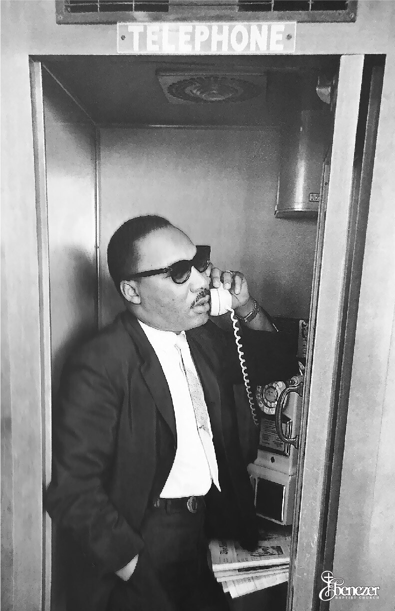 MLK Phone Booth Posters