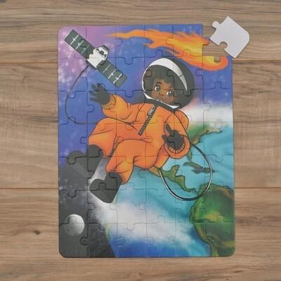 Space Explorer Puzzle 42 Pc.