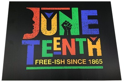 Juneteenth freeish since 1865
