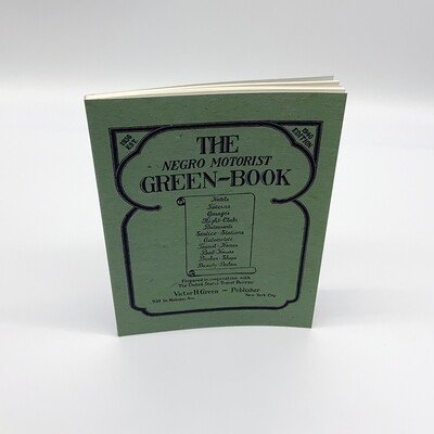 The Green Book 1940 Edition