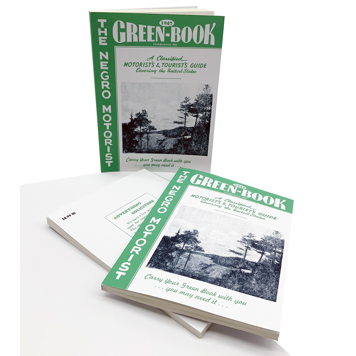 The Green Book 1947 Edition