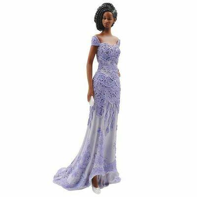 Fearless Figurine (Purple) FGL-04