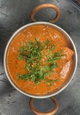 58. Chicken Makhani