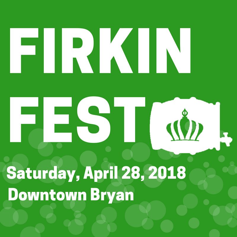 General Admission Firkin Fest Ticket