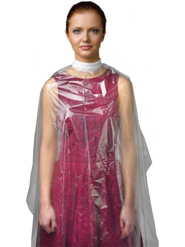 как сделать одежду прозрачной - 1