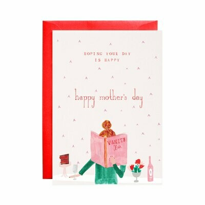 Greeting Card - Pass the Rose
