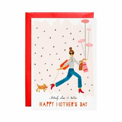 Greeting Card - All This & Dinner by 6