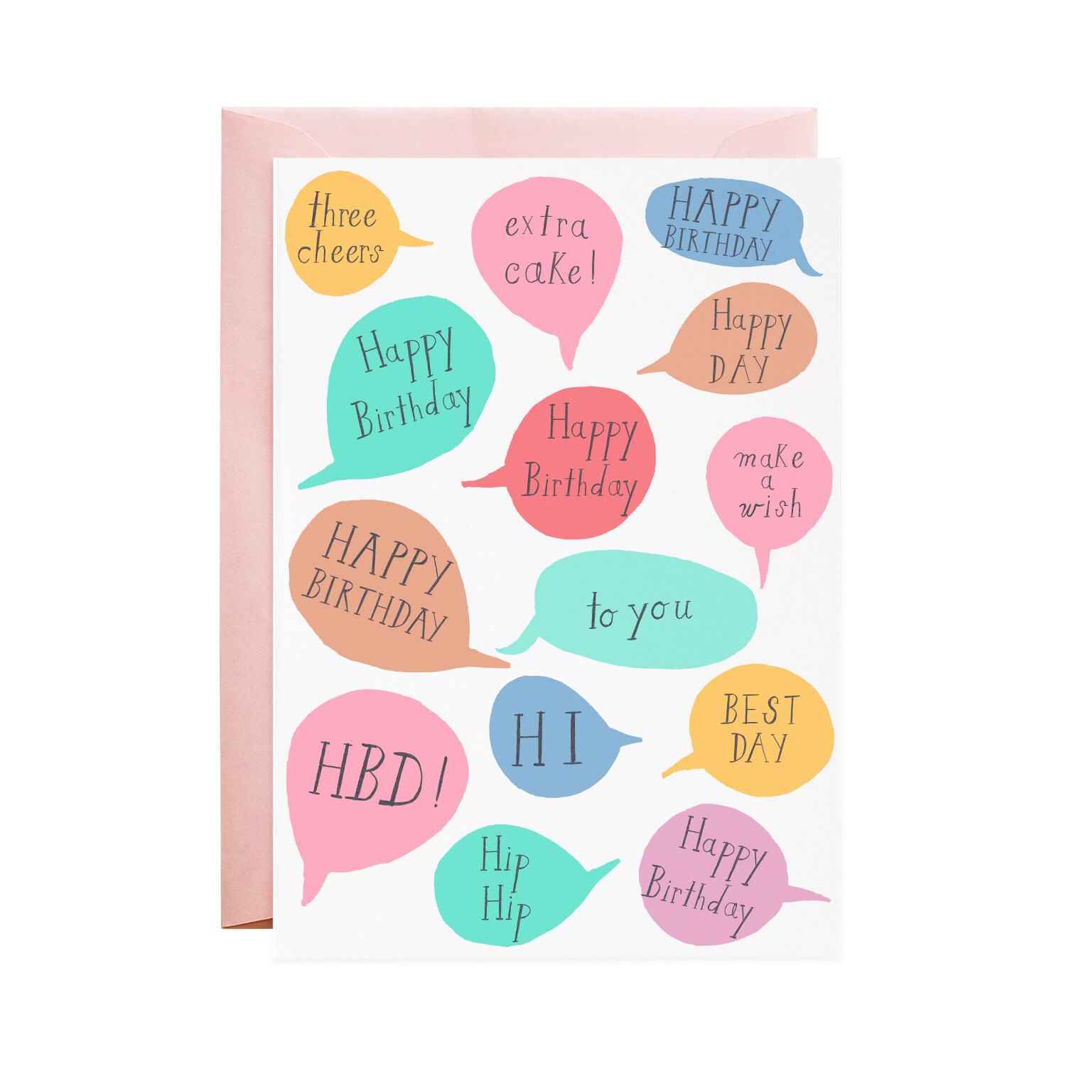 Greeting Card - Best Day