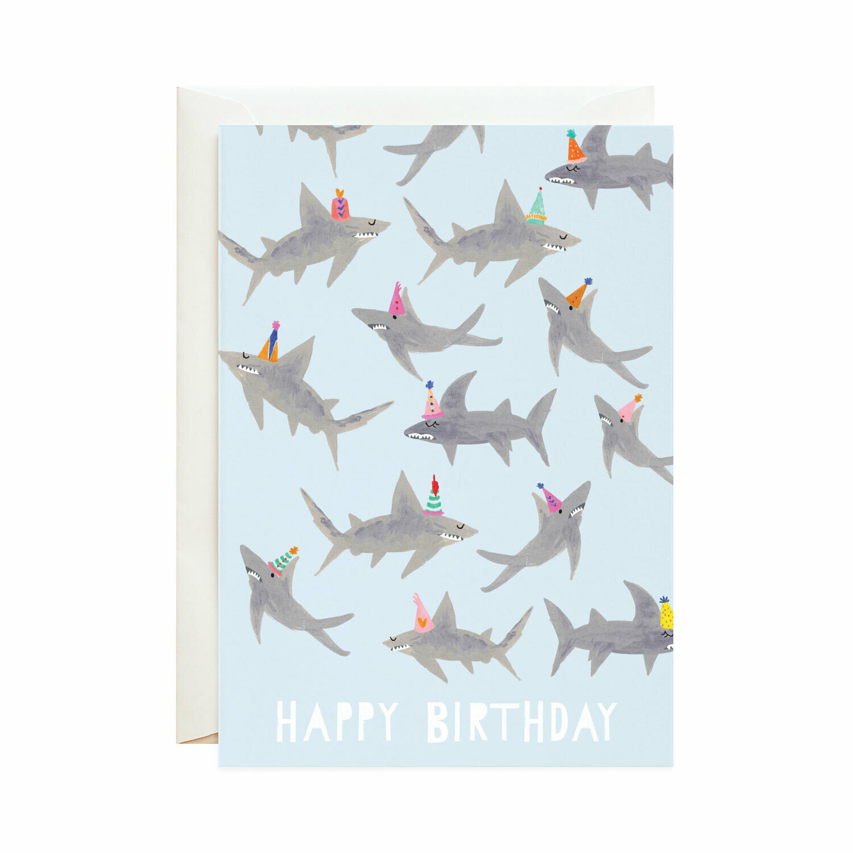Greeting Card - Did you Feel Something?