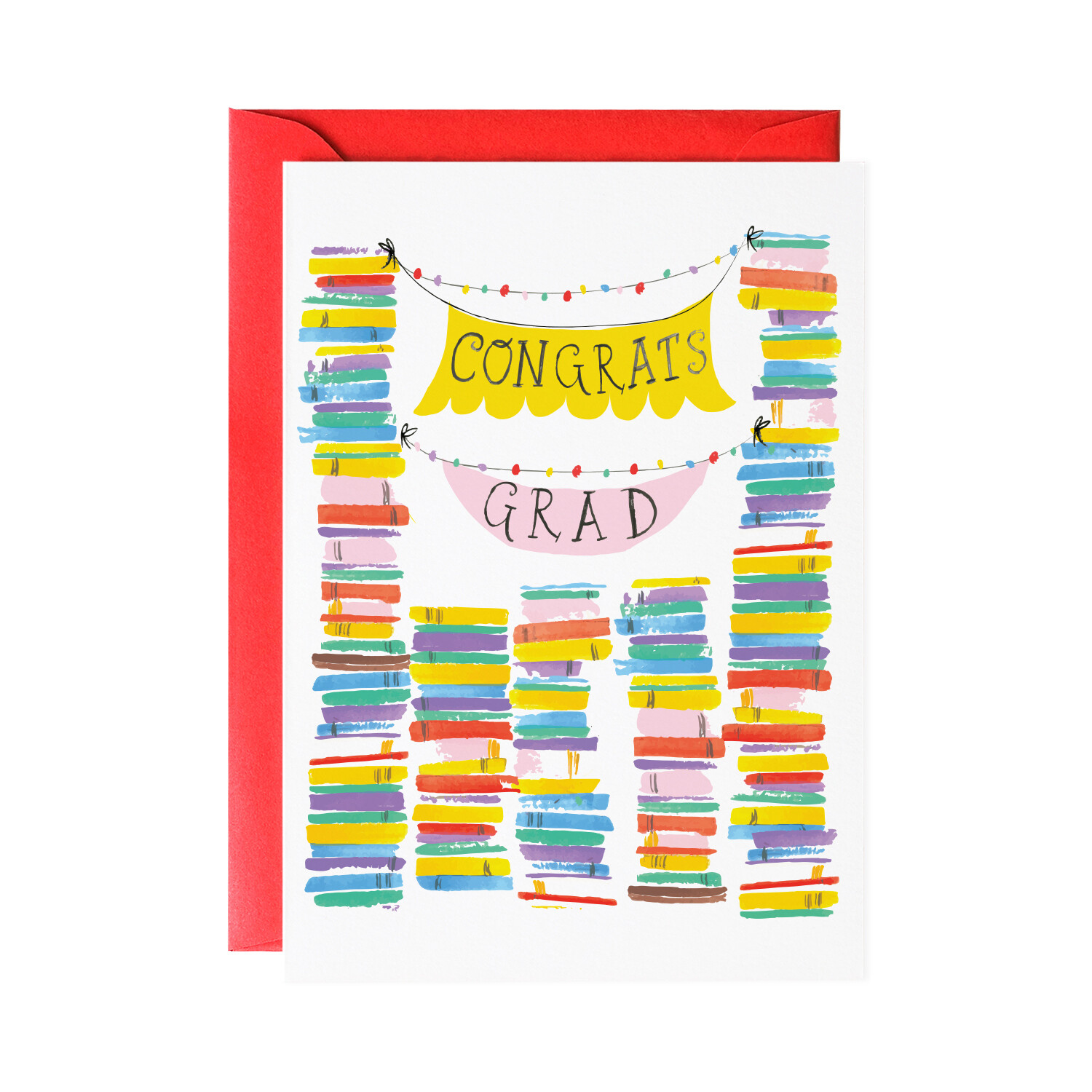 Greeting Card - To the Studious Grad