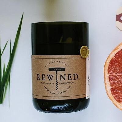 Rewined Candle - Sauvignon Blanc