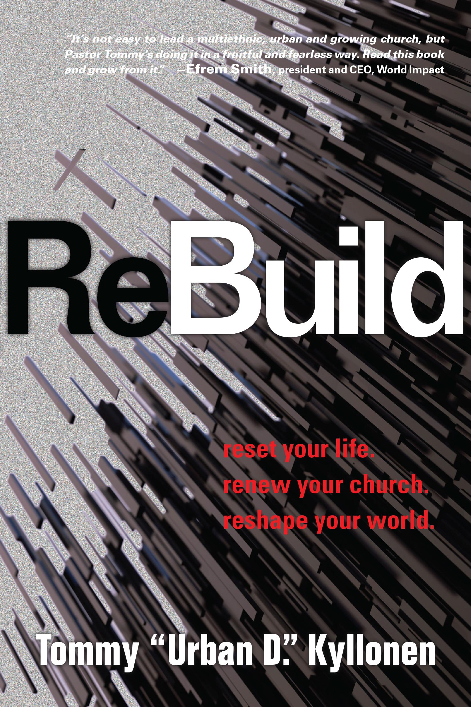 NEW ReBuild Book 20007