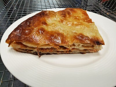 Burek - Pizza