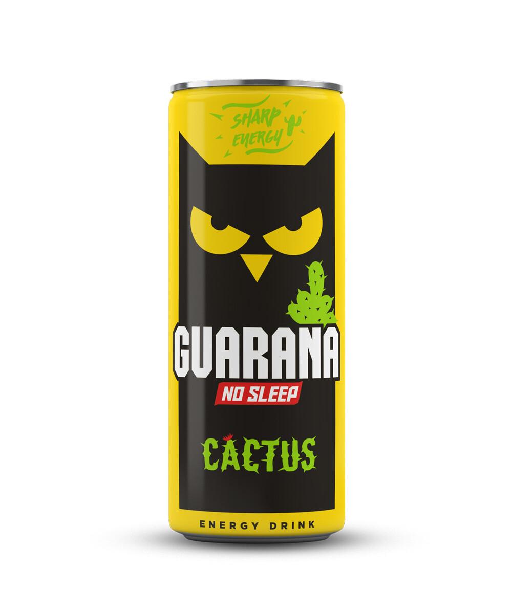 Guarana no sleep Cactus CAN 0.25ml