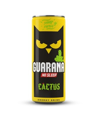 Guarana no sleep Cactus CAN 0.25ml