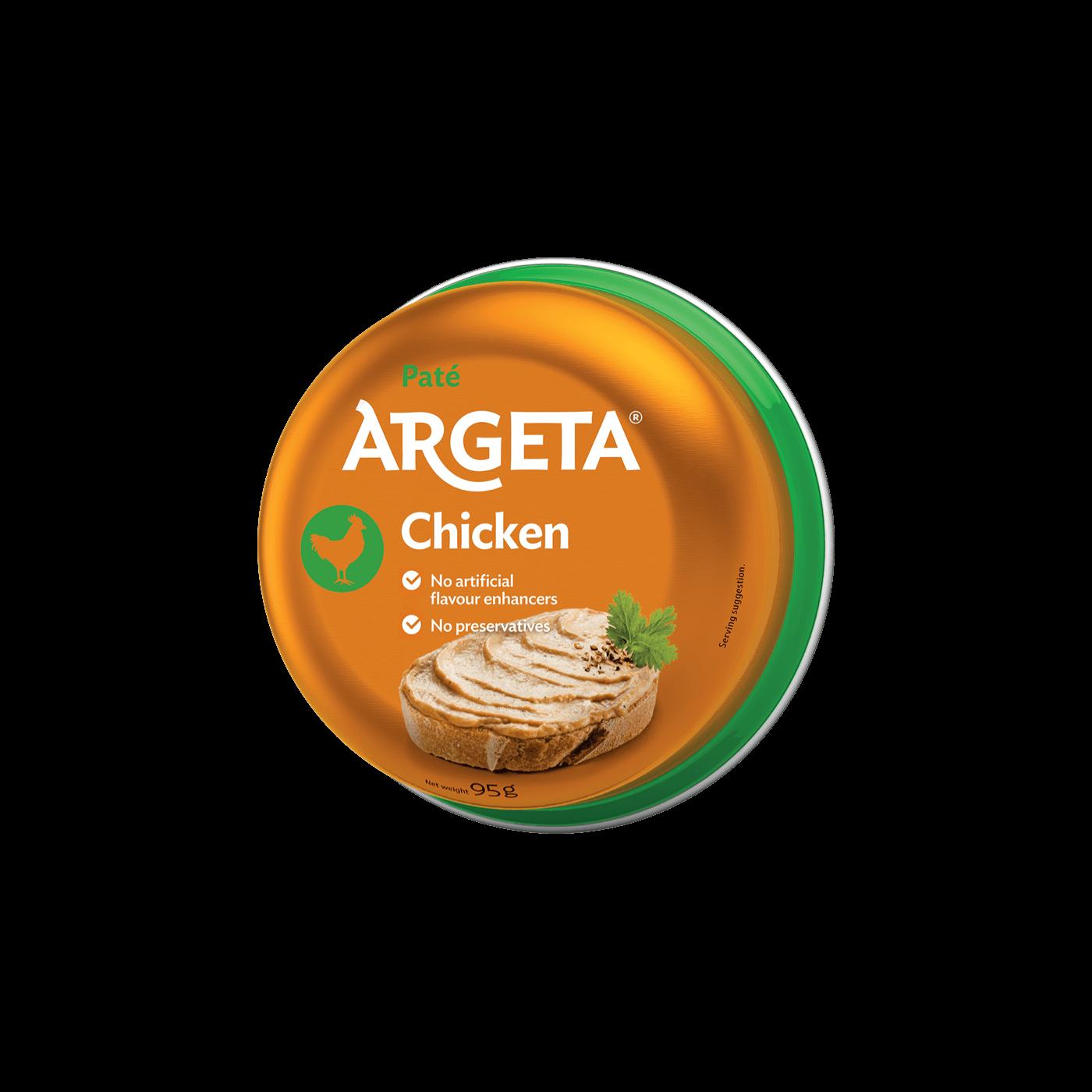 ARGETA Chicken Spread 95 g