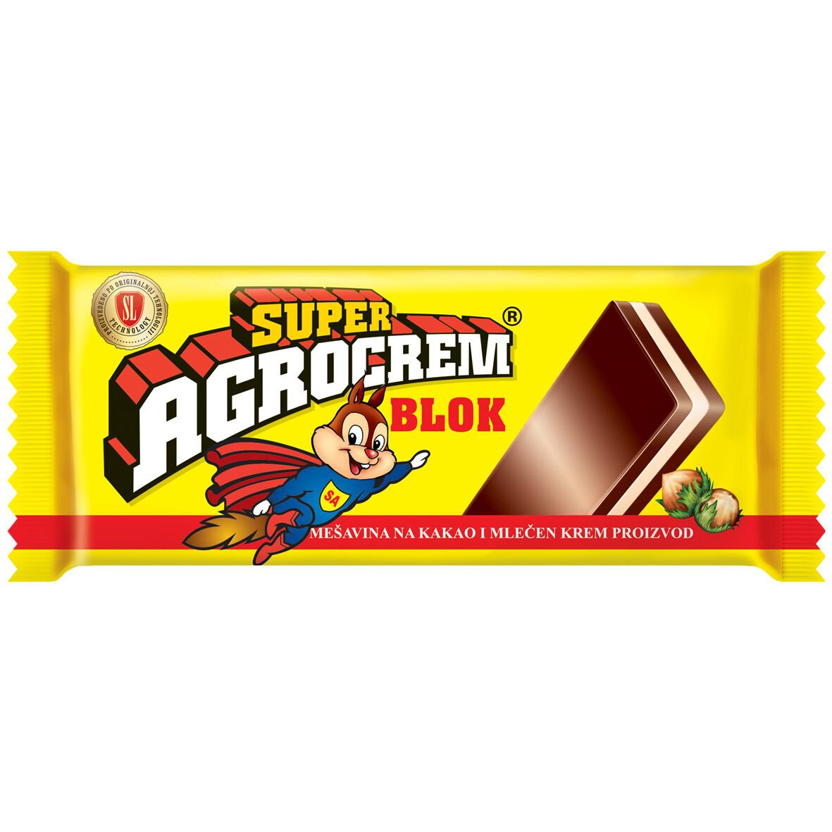 Agrocrem Blok 90g