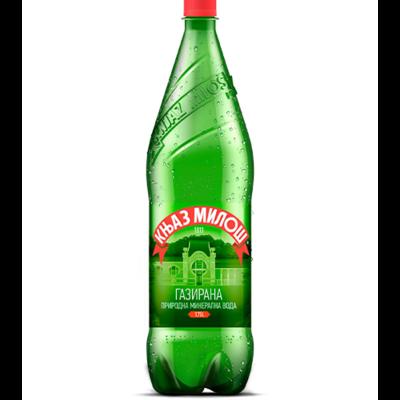 Knjaz Milos Mineral Water 1.5L