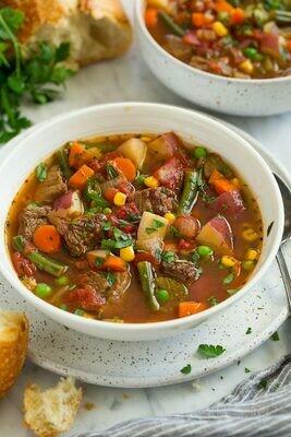 Beef Stew (Teleshka Corba)