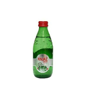 Knjaz Milos 250ml glass