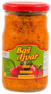 Bash Home Made Ajvar Hot 680g