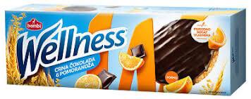 BAMBI Wellness POSNO Choc & Orange 205 g