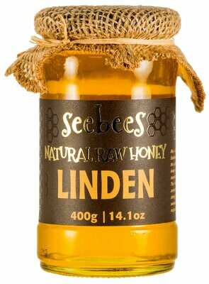 Seebees Linden (Lipa) Honey 400g