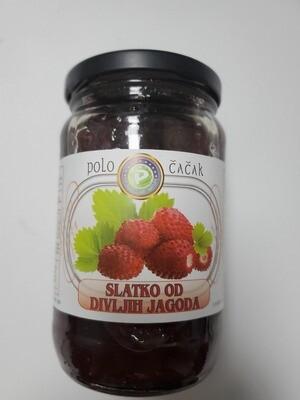 POLO CACAK Slatko Od Divljih Jagoda 450 g