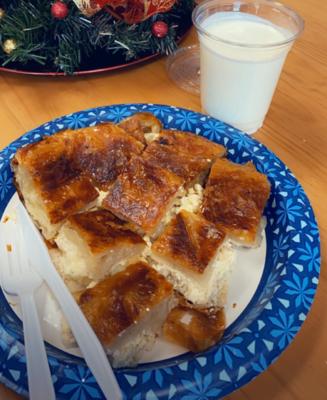 Burek Cheese (Sirenje)