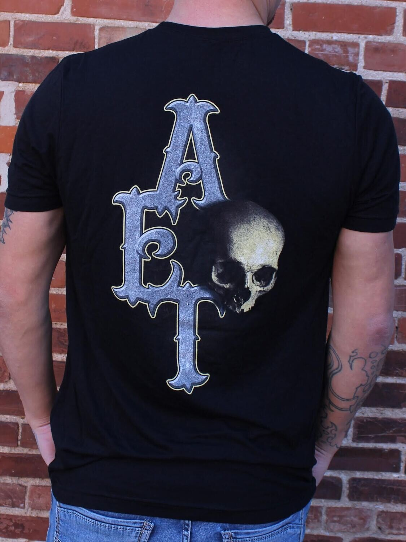 Short Sleeve Black AET Shirt