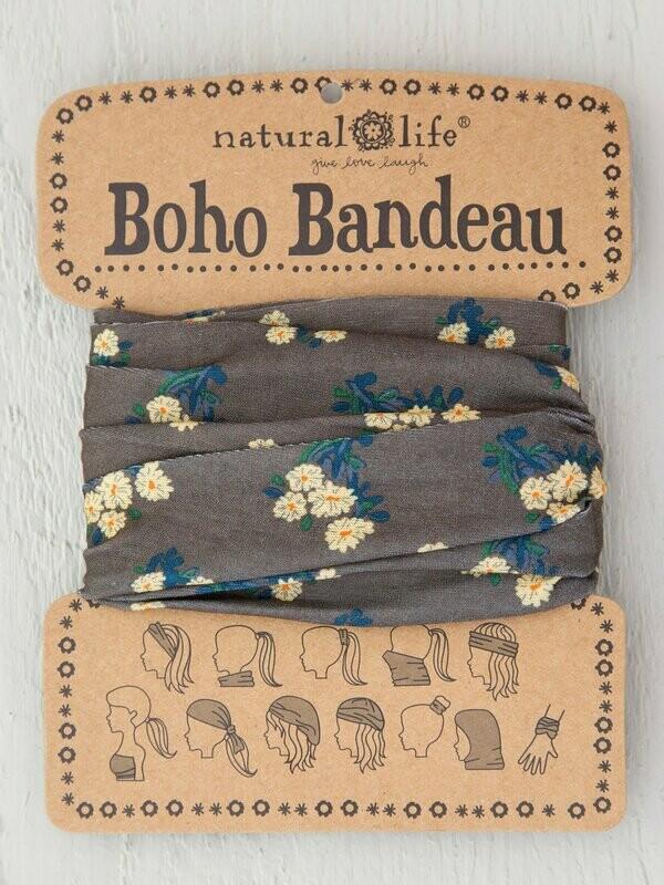 Cocoa Daisies Boho Bandeau