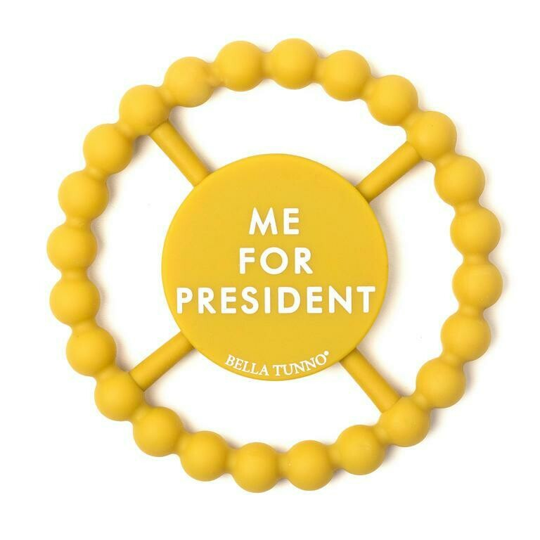 Me For President Teether