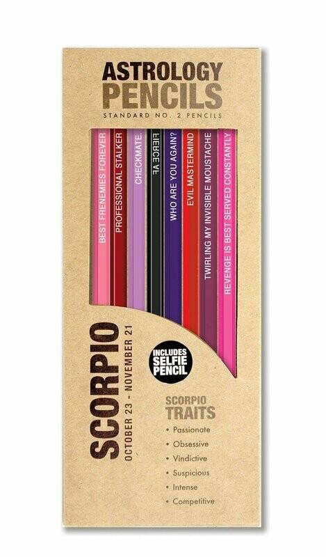 Scorpio Pencils