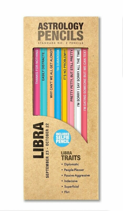 Libra Pencils