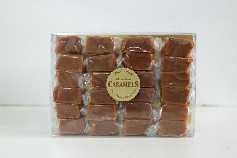 24 Piece Assorted Caramel Gift Box