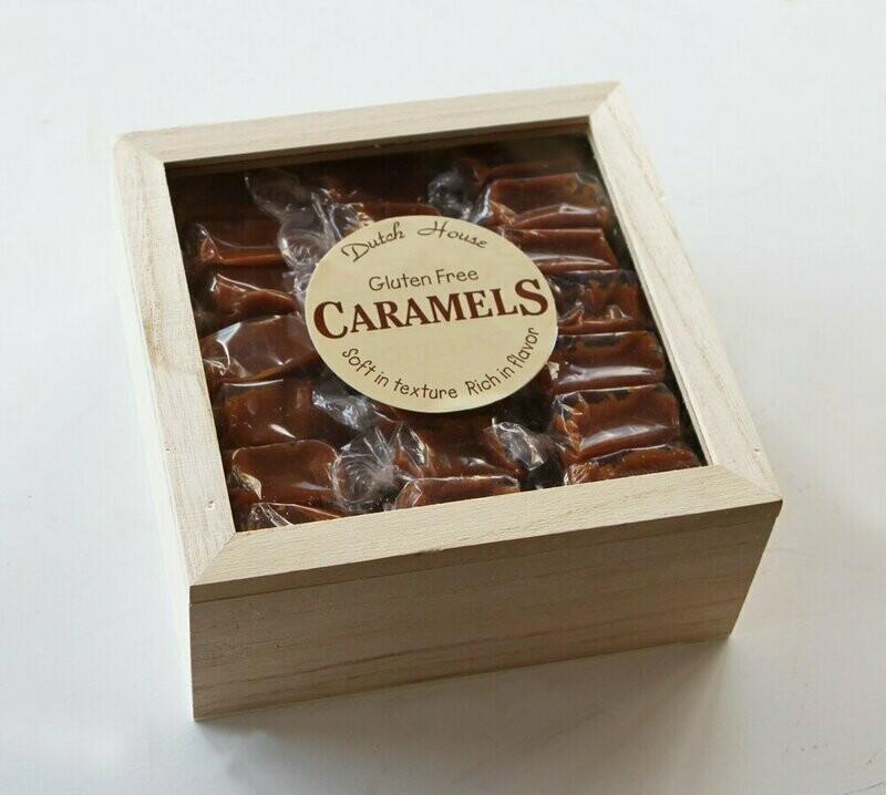 63 Piece Assorted Caramel Gift Box