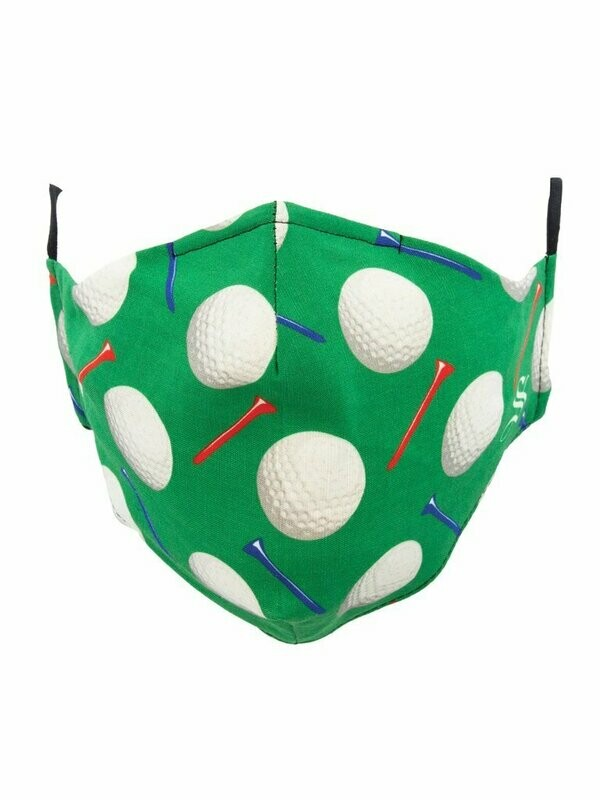 Tee It Up Mask