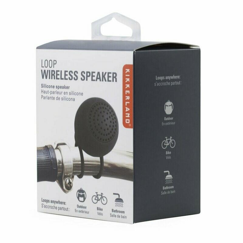 Loop Wireless Speaker - Black
