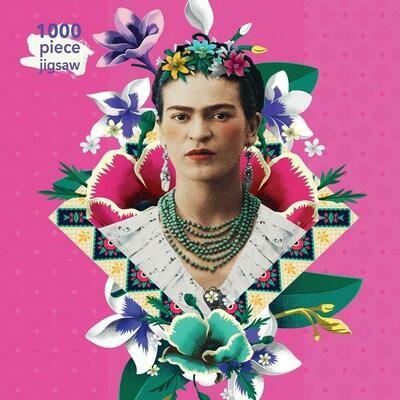 Frida Kahlo - Puzzle