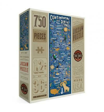 Continental Divide Trail Jigsaw Puzzle