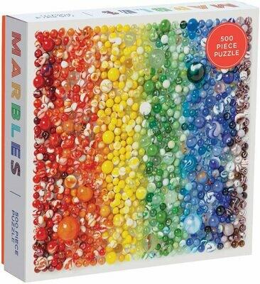 Rainbow Marbles - Puzzle