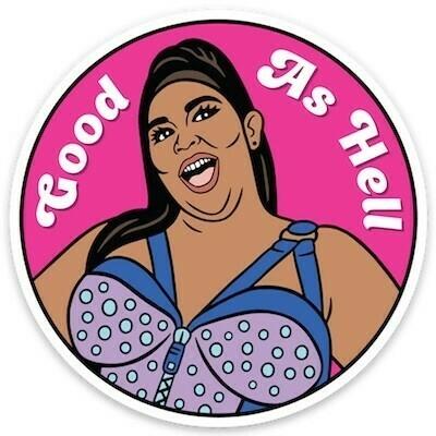 Good as Hell Sticker