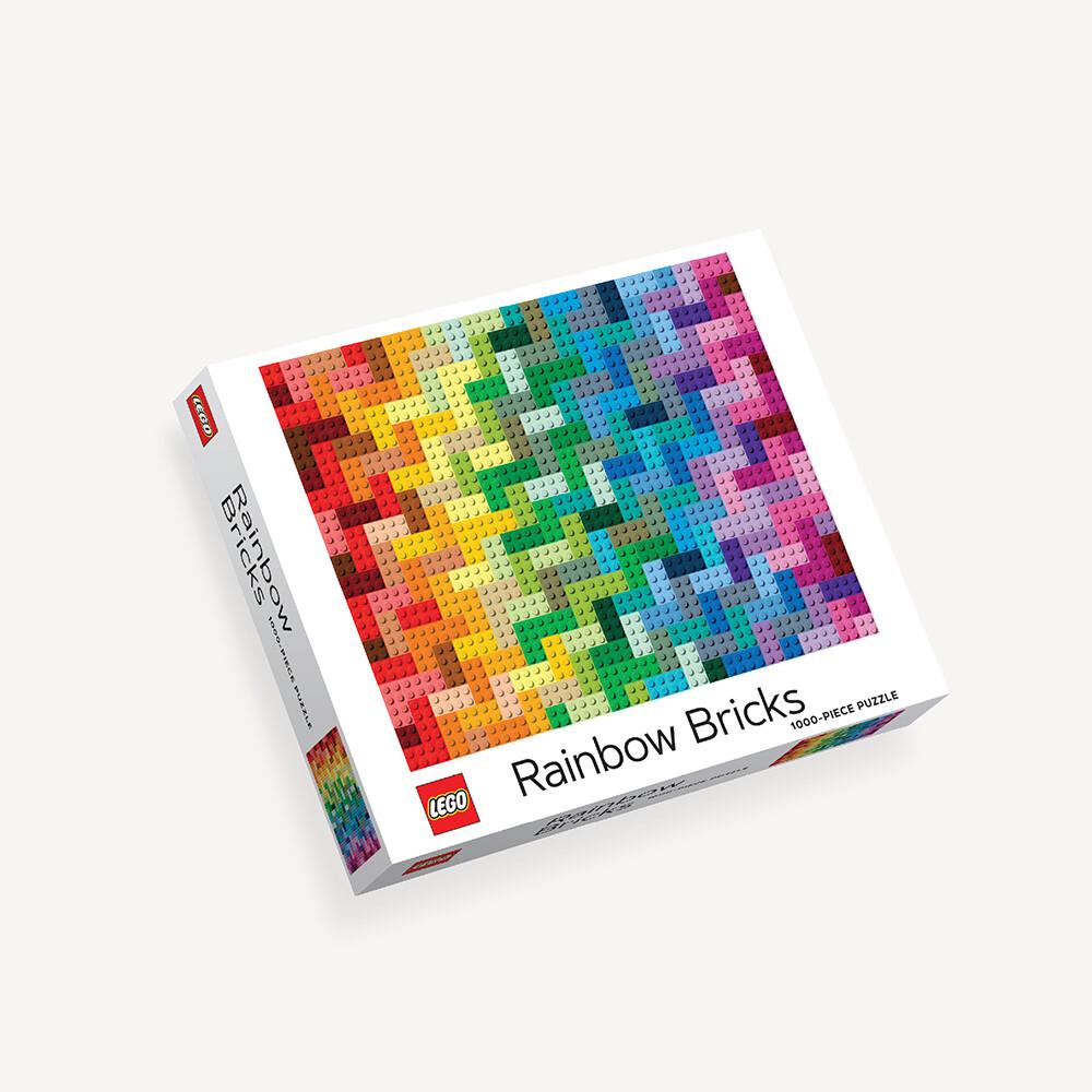 LEGO Rainbow Bricks - Puzzle