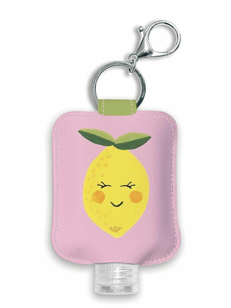 Citrus Bliss Hand Sanitizer Holder