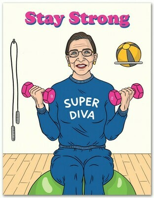RBG Stay Strong