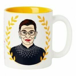 Coffee Mug: Supreme Ruth Bader Ginsberg
